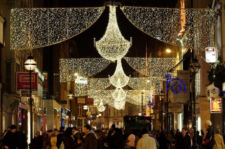 Christmas In Dublin