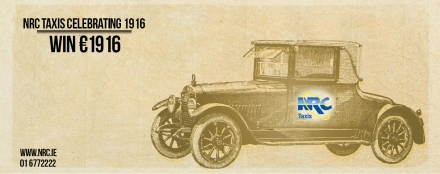 1916 Easter Rising Competition - NRC Taxi Dublin